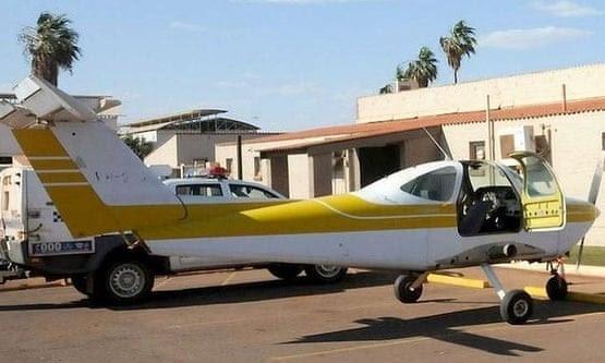 Pilbara plane, Western Australia