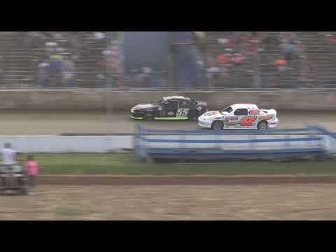 Florence Speedway   7/24/21   Hornets   Heat 2