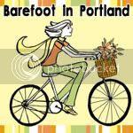 Barefoot in Portland