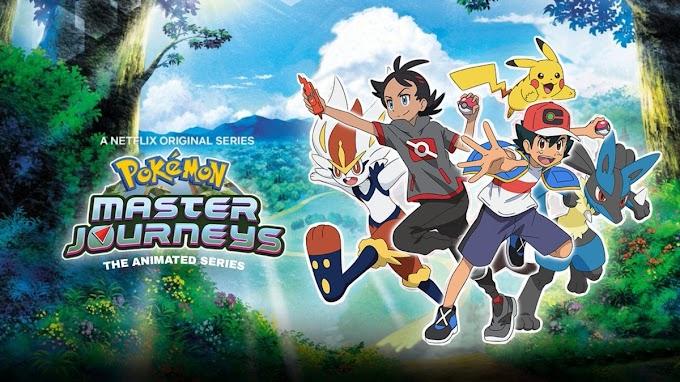 Pokémon Season 24 Master Journeys English Dub Download