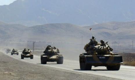 Suriah Tuding Turki Merompak Pesawat Rusia