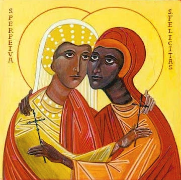 IMG STS. PERPETUA & FELICITY,