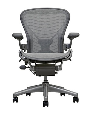Five Best Office ChairsDesk Chairs That Are Good For The Back   Living Rooms House Beautiful. Good Chairs For Back. Home Design Ideas