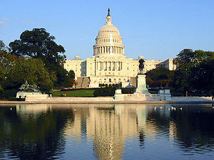The United States Capitol. The official govern...