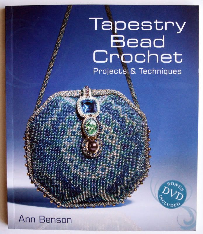 >Weekend Book Review: Tapestry Bead Crochet | Adventures in Bead Embroidery