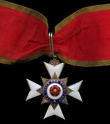 Honor de la Cruz segunda clase, Anverso