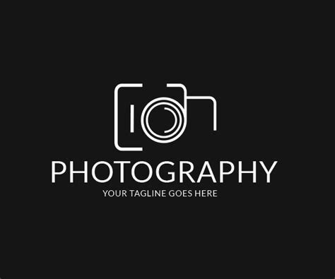 70 Top & Best Creative Photography Logo Design Ideas for