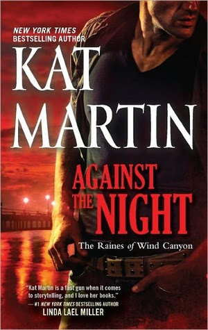Against the Night (The Raines of Wind Canyon, #5)