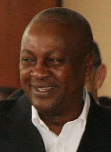 Republic of Ghana Vice-President John Dramani Mahama had recently launched a new website. The site features articles by him that have been published in journals throughout the world. He was sworn in as president after the death of John Atta Mills. by Pan-African News Wire File Photos
