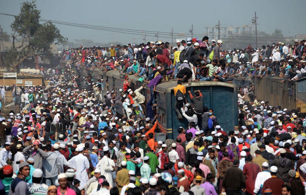 Todos a bordo para Bangladesh - Biswa Ijtema 2014 03