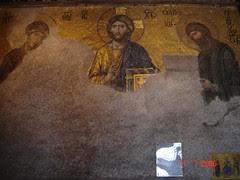 Gambar2 Yg Mengsyirikkan Allah Di Dlm Hagia Sofia, Istanbul, Turkey