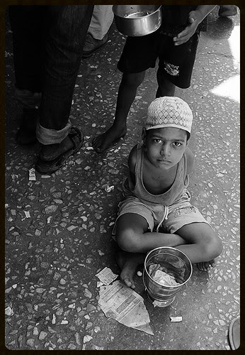 The Limbless Boy Of Ajmer by firoze shakir photographerno1