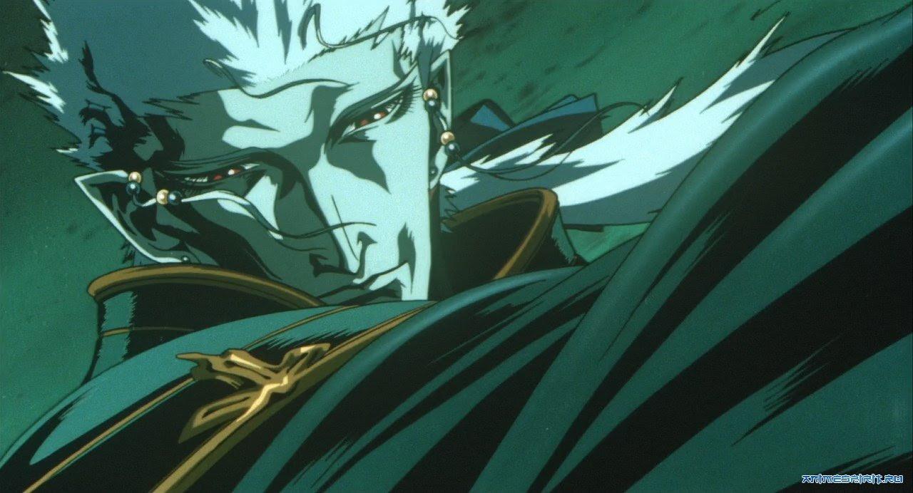 Vampire Hunter D Bloodlust Artist لم يسبق له مثيل الصور Tier3 Xyz
