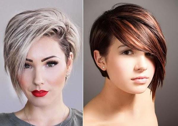 Formas de moda también peinados pelo pixie Galería de cortes de pelo Consejos - Corte De Cabello Pixie Bob - Peinados