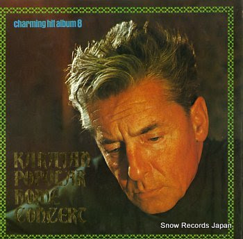 KARAJAN, HERBERT VON charming hit album 8, karajan popular home concert