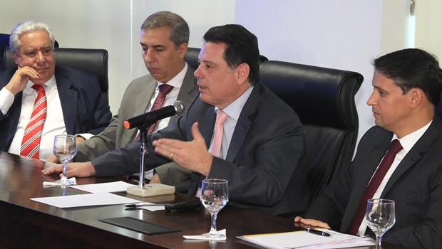 Marconi lança Goiás Mais Competitivo