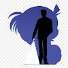 Detective Conan Silhouette