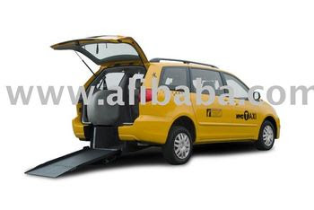 New Taxi Handicap Wheelchair Mobility Van Accessible