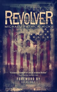 Revolver by Michael Patrick Hicks