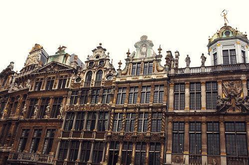 grand place, bryssel