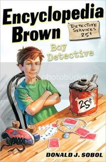 EncyclopediaBrown BoyDetective5 Sobol