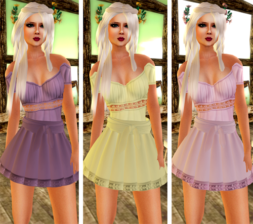 NEW! Summerdress from Amandas Fashion