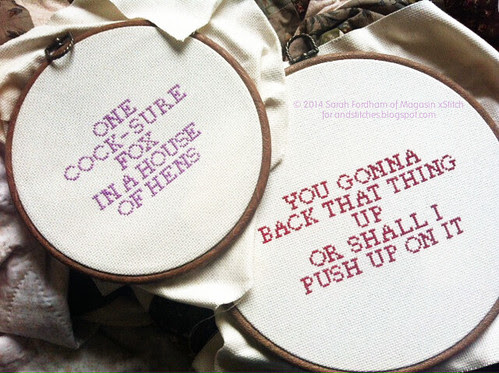In the Hoop With MagasinXStitch