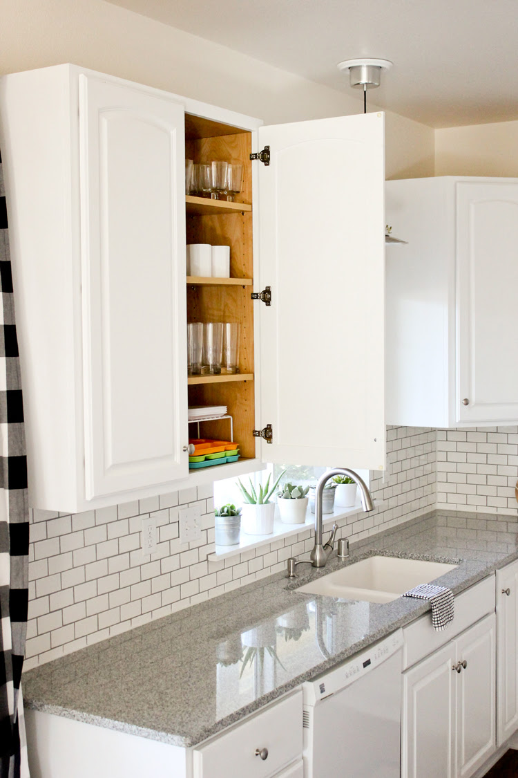 Kitchen Renovation Series: Painting Our Kitchen Cabinets ...