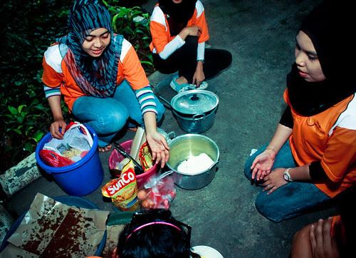 Malaysian Festival 2010 :: Dapur Crew