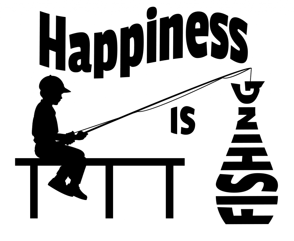 Download Free Happiness Is Fishing Svg Cutting File The Crafty Crafter Club