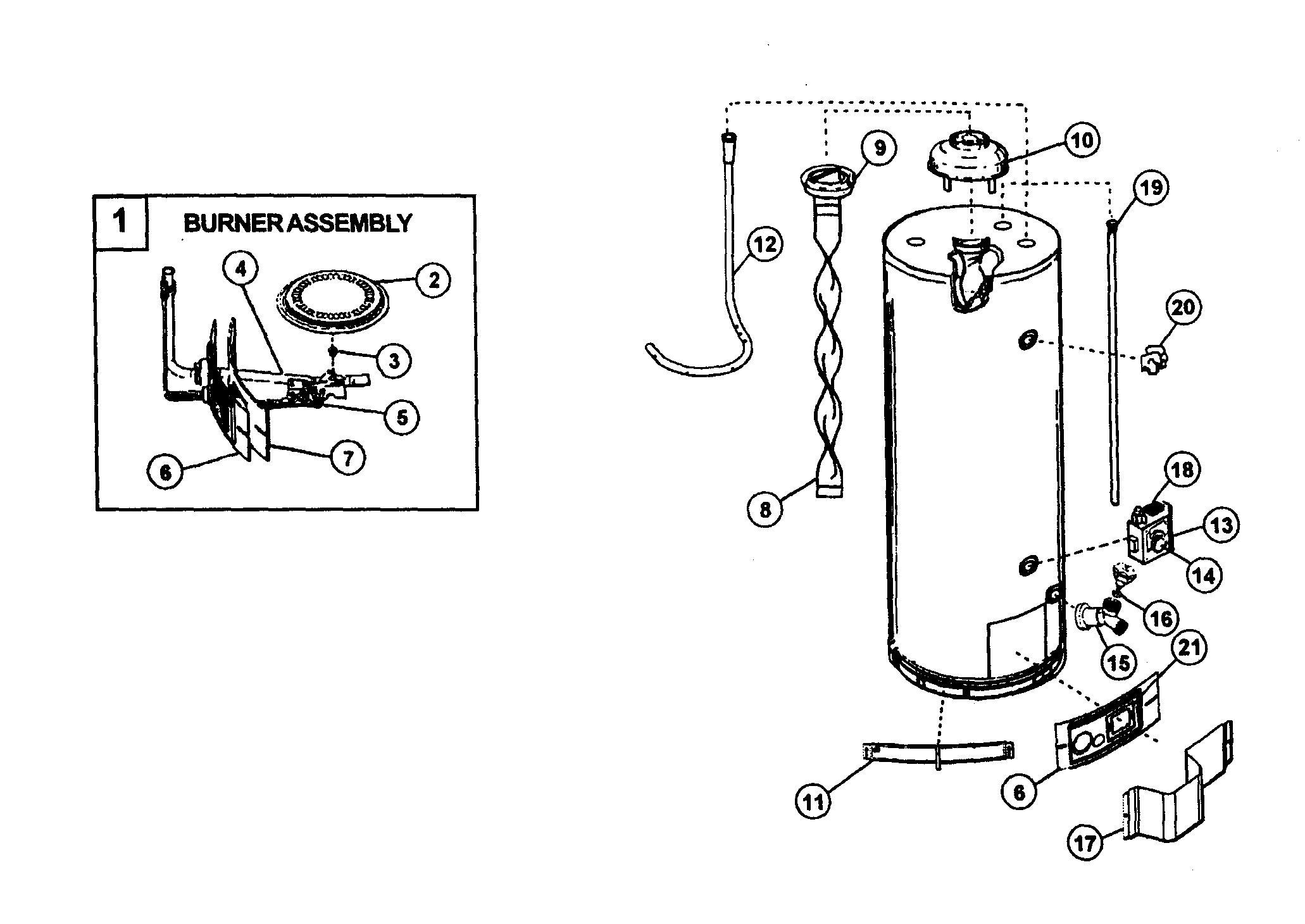 gas water heater diagram gg40t06avg01 water heater gas water heater schematic diagram gg40t06avg01 water heater
