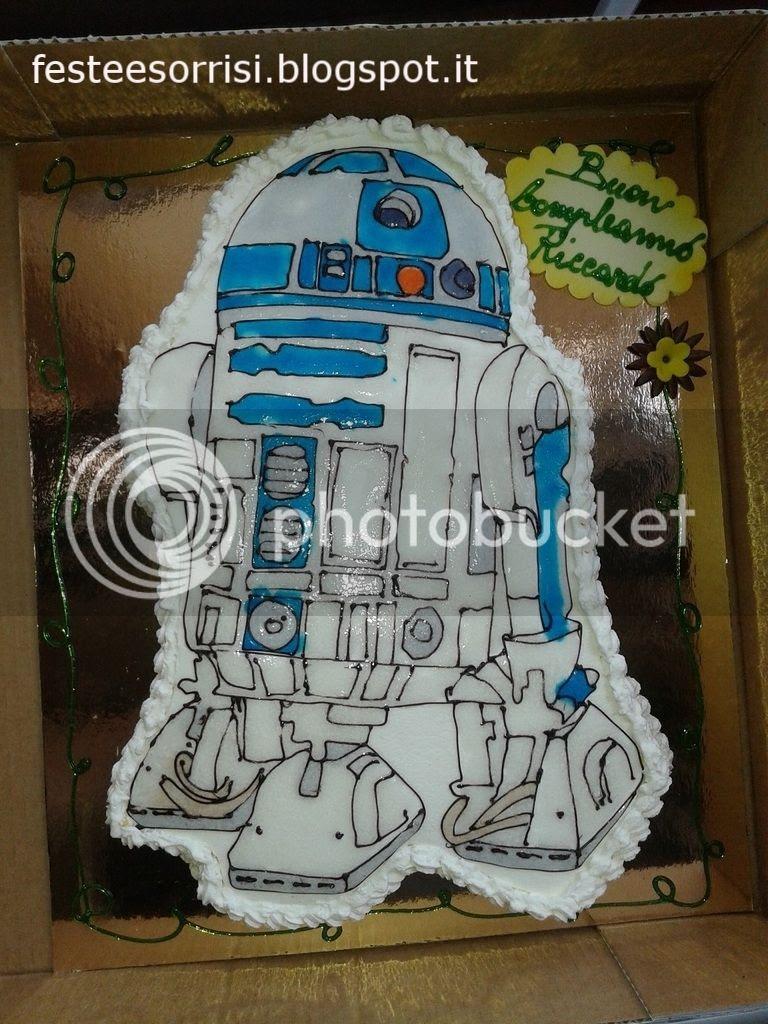 Feste e Sorrisi - Torta di compleanno