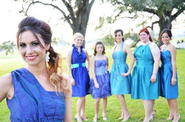 Bridesmaid Dresses NZ | Bridal Party Dresses New Zealand - iDress.co.nz