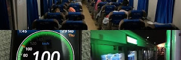 Video Rasanya Naik Kereta Api Eksekutif Gajayana