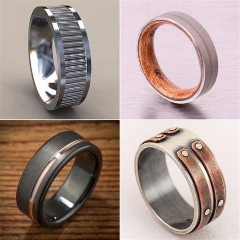 unique engagement rings  men popsugar love sex