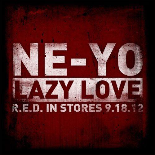 Lazy Love (Single Cover), Ne-Yo