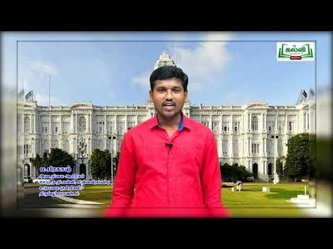 4th Social Science நகராட்சி மற்றும் மாநகராட்சி அலகு 3 Kalvi TV