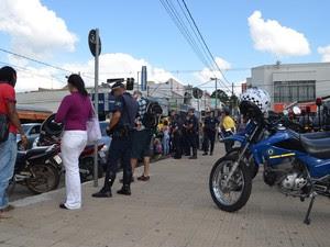 Guardas poderão aplicar multas em São Carlos (Foto: Orlando Duarte Neto/G1)