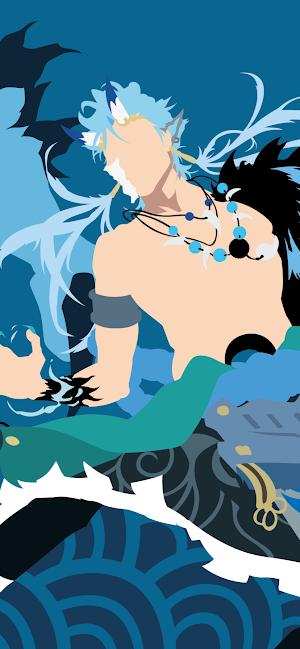 Anime / Bleach (828x1792) Mobile Wallpaper
