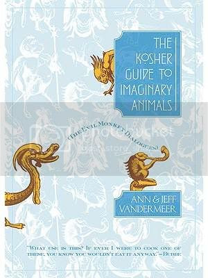 The Kosher Guide to Imaginary Animals Cover