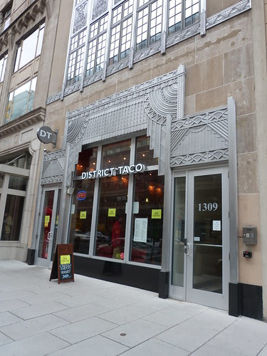 District Taco, Washington DC