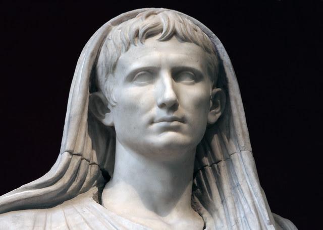 Augustus as Priest, Palazzo Massimo