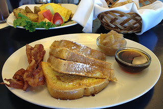 Cliff House - French Toast