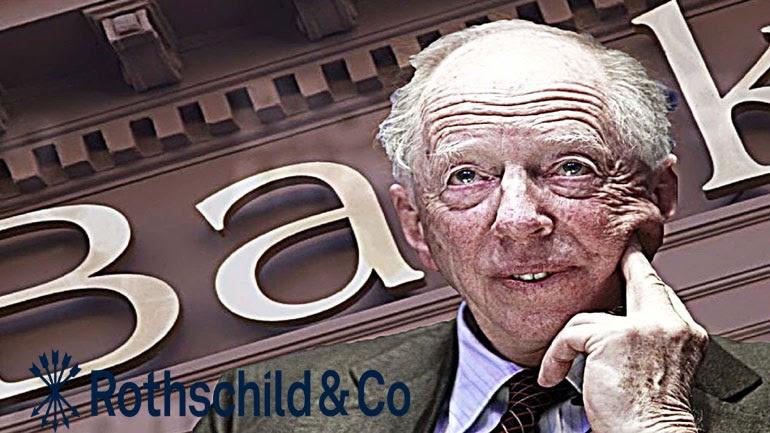 Αποτέλεσμα εικόνας για Rothschild τσακαλώτος