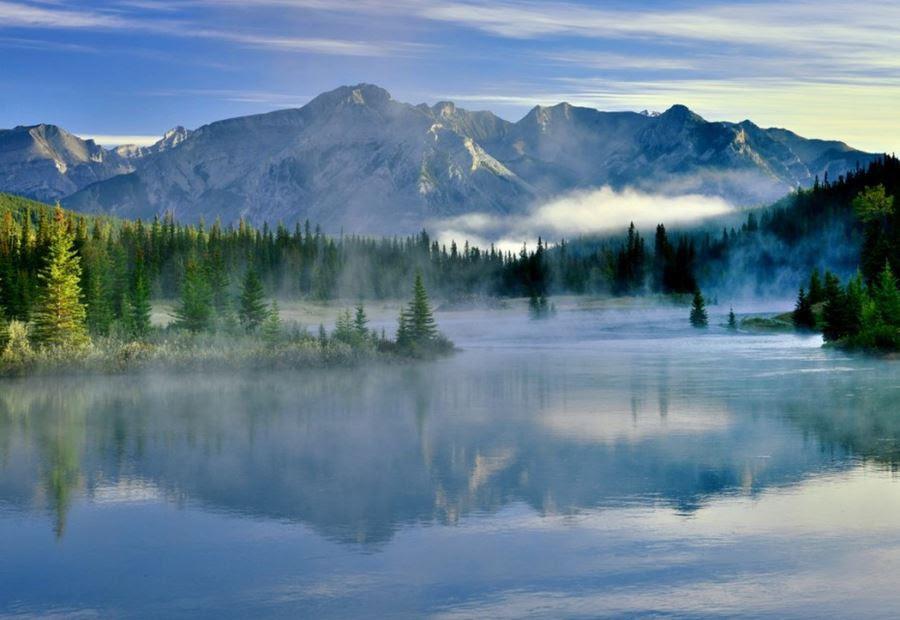Banff National Park, Καναδάς