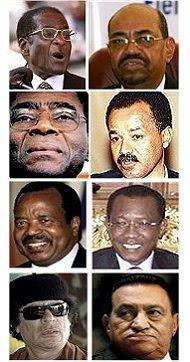 Ditadores Africanos