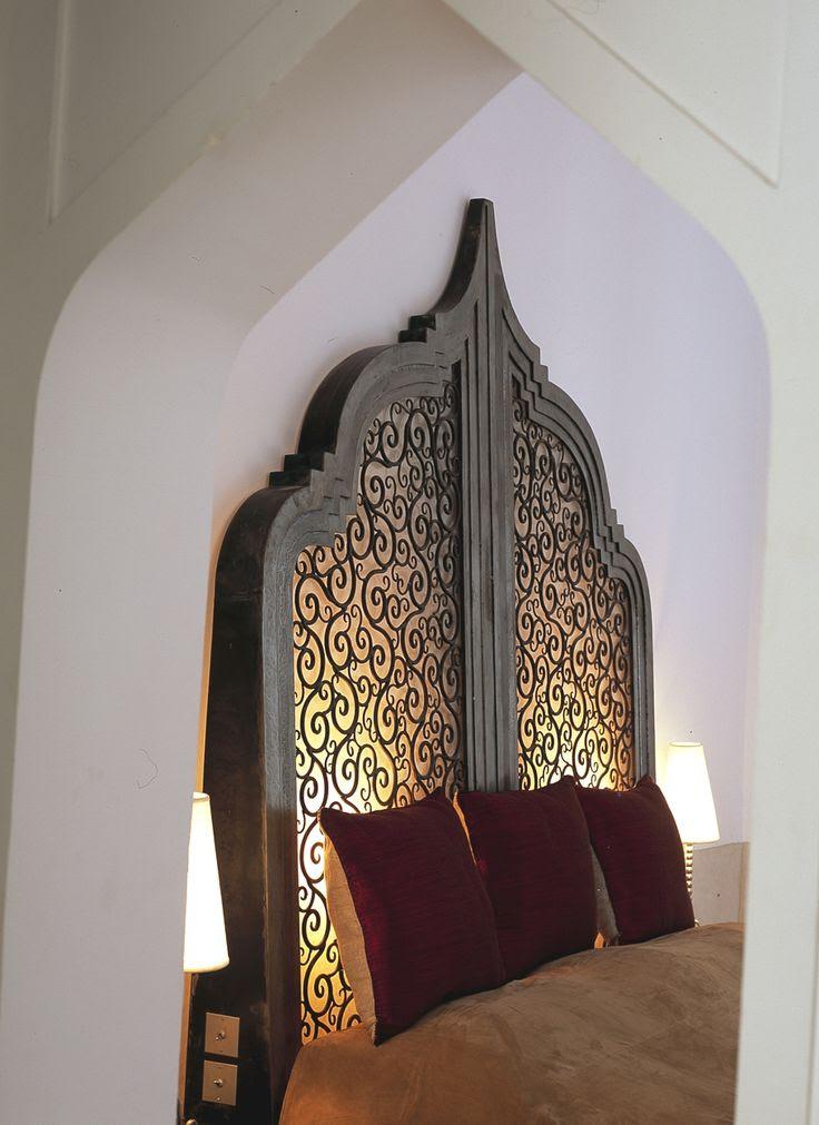 The Riad Madada Mogadar in Marrakech.