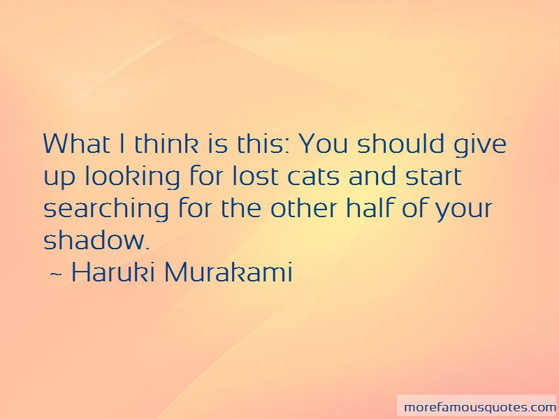 Quotes About Searching For Your Other Half Top 1 Searching For Your