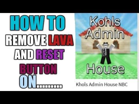 Roblox Kohls Admin Hacks