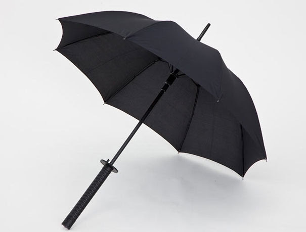 Samurai Sword Umbrella (3)